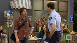 Brad Willis, Kate Ramsay, Matt Turner in Neighbours Episode 6765
