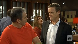Karl Kennedy, Terese Willis, Paul Robinson in Neighbours Episode 6765