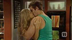 Georgia Brooks, Kyle Canning in Neighbours Episode 6766