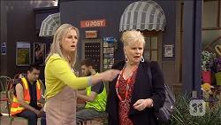 Lauren Turner, Sheila Canning in Neighbours Episode 6766