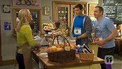 Lauren Turner, Matt Turner, Karl Kennedy in Neighbours Episode 6767