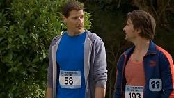 Matt Turner, Brad Willis in Neighbours Episode 6767