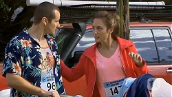 Toadie Rebecchi, Sonya Mitchell in Neighbours Episode 6767