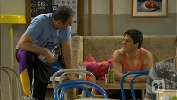 Karl Kennedy, Chris Pappas in Neighbours Episode 6767