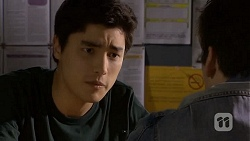 Hudson Walsh, Chris Pappas in Neighbours Episode 6767