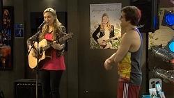 Georgia Brooks, Kyle Canning in Neighbours Episode 6767
