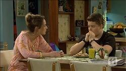 Sonya Mitchell, Callum Jones in Neighbours Episode 6769