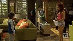 Jackson Bates, Rhiannon Bates in Neighbours Episode 6769