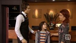 Mason Turner, Jackson Bates, Rhiannon Bates in Neighbours Episode 6769