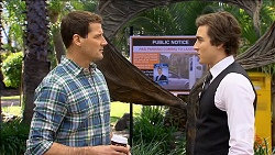 Matt Turner, Mason Turner in Neighbours Episode 6769