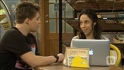 Callum Jones, Imogen Willis in Neighbours Episode 6769