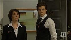 Veronika Stephens, Mason Turner in Neighbours Episode 6769