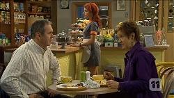 Karl Kennedy, Rhiannon Bates, Susan Kennedy in Neighbours Episode 6769