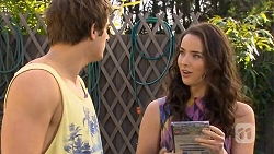 Kyle Canning, Kate Ramsay in Neighbours Episode 6770