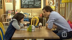 Jackson Bates, Mason Turner in Neighbours Episode 6770