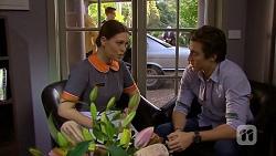 Rachel McKee, Mason Turner in Neighbours Episode 6770