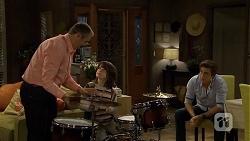 Karl Kennedy, Jackson Bates, Mason Turner in Neighbours Episode 6770