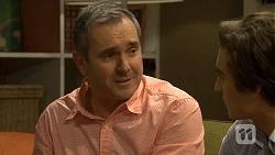 Karl Kennedy, Mason Turner in Neighbours Episode 6770