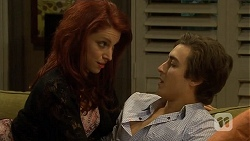 Rhiannon Bates, Mason Turner in Neighbours Episode 6770