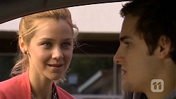 Gemma Reeves, Kyle Canning in Neighbours Episode 6771