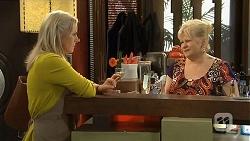 Lauren Turner, Sheila Canning in Neighbours Episode 6771