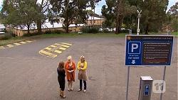 Terese Willis, Sheila Canning, Lauren Turner in Neighbours Episode 6771