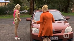 Amber Turner, Sheila Canning in Neighbours Episode 6771