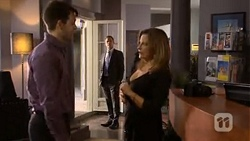 William Royce, Paul Robinson, Terese Willis in Neighbours Episode 6772