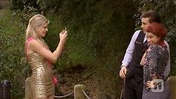 Amber Turner, Mason Turner, Rhiannon Bates in Neighbours Episode 6772