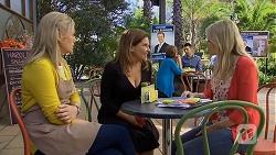 Lauren Turner, Terese Willis, Amber Turner in Neighbours Episode 6772