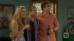 Georgia Brooks, Toadie Rebecchi, Kyle Canning in Neighbours Episode 6772