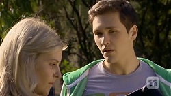 Amber Turner, Josh Willis in Neighbours Episode 6772