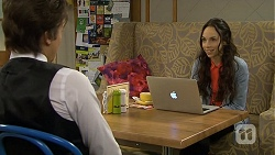 Mason Turner, Imogen Willis in Neighbours Episode 6772