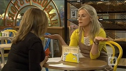 Terese Willis, Lauren Turner in Neighbours Episode 6773