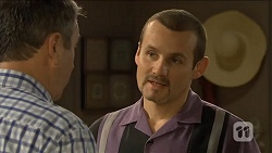 Karl Kennedy, Toadie Rebecchi in Neighbours Episode 6773