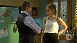 Toadie Rebecchi, Gemma Reeves in Neighbours Episode 6774