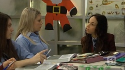 Amber Turner, Imogen Willis in Neighbours Episode 6774