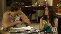 Kyle Canning, Kate Ramsay in Neighbours Episode 6774