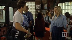 Josh Willis, Amber Turner in Neighbours Episode 6775