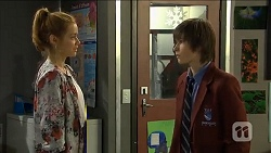 Gemma Reeves, Bailey Turner in Neighbours Episode 6775