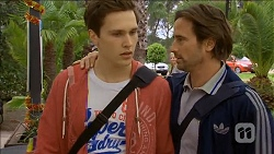 Josh Willis, Brad Willis in Neighbours Episode 6775