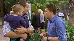 Nell Rebecchi, Toadie Rebecchi, Callum Jones in Neighbours Episode 6775