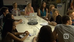 Gemma Reeves, Amber Turner, Kate Ramsay in Neighbours Episode 6775