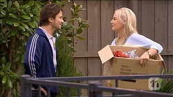 Brad Willis, Lauren Turner in Neighbours Episode 6776