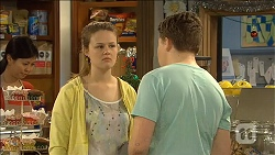 Josie Lamb, Callum Rebecchi in Neighbours Episode 6776