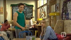 Josh Willis, Amber Turner in Neighbours Episode 6777