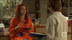 Rhiannon Bates, Susan Kennedy in Neighbours Episode 6777