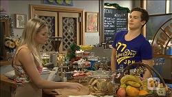 Amber Turner, Josh Willis in Neighbours Episode 6777