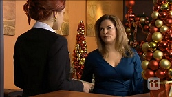 Rhiannon Bates, Terese Willis in Neighbours Episode 6777