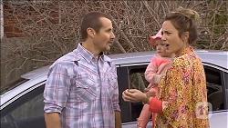 Toadie Rebecchi, Nell Rebecchi, Sonya Rebecchi in Neighbours Episode 6777
